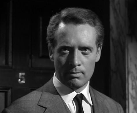 Secret Agent John Drake, aka Danger Man Patrick McGoohan)