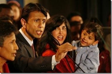 Bobby and Supriya Jindal