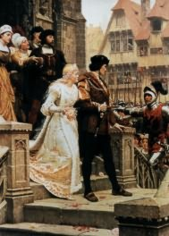 Call to Arms - Edmund Blair Leighton - 1888