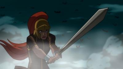 Rebekah actually looks like this!