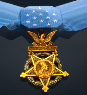 A Congressional Medal of Honor