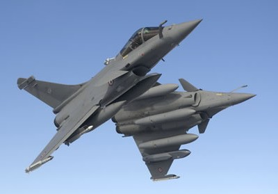 French Rafale Fighter