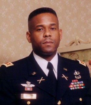 Army Lt. Colonel Allen West