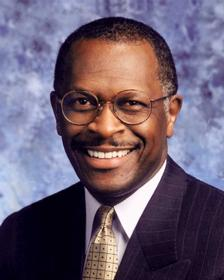 I'm ok with Herman Cain as the nominee