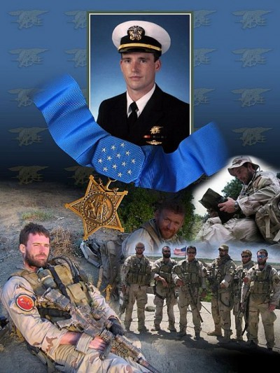 Navy SEAL Michael Murphy wins Medal of Honor