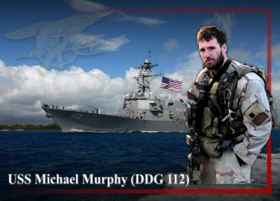 USS Michael Murphy DDG 112 Arleigh Burke