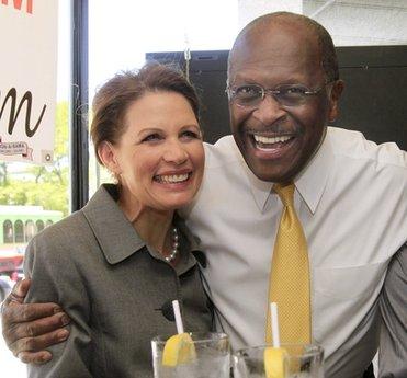 Cain/Bachmann 2012?