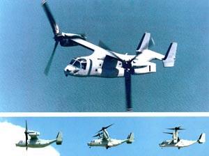 V-22 Osprey Joint Service Aircraft