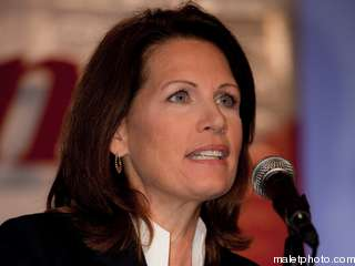 Presidential Candidate Michele Bachmann
