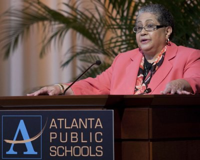 Beverly Hall and Atlanta public schools