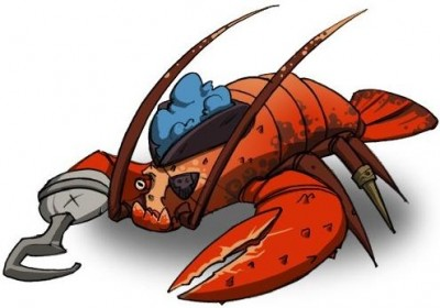 Lobster Pirate is pleased with this Friday's movie