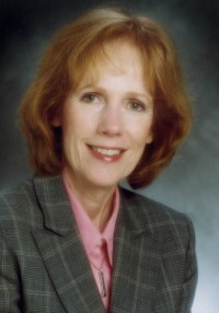 School board President Sandra Jensen