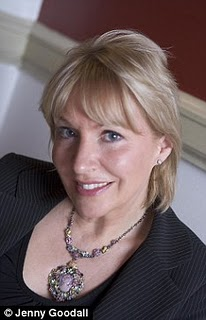 UK Conservative MP Nadine Dorries