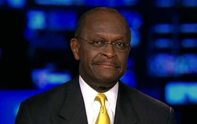 Presidential candidate Herman Cain