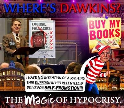 Where's Dawkins?
