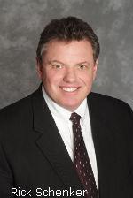 Rick Schenker president of Ratio Christi