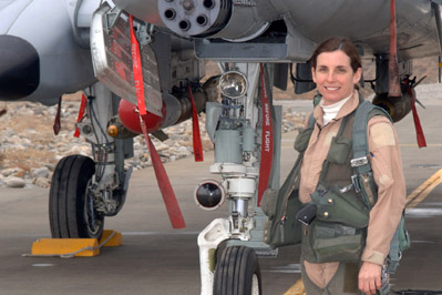 Colonel  Martha McSally