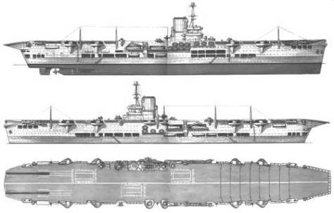 HMS Ark Royal (click for larger image)