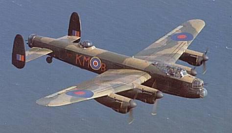 AVRO Lancaster Heavy Bomber