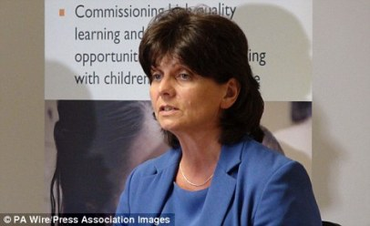 Joyce Thacker, the face of fascism