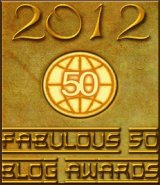 Fabulous 50 Blog Award 2012