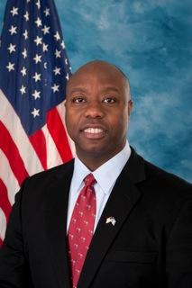 Republican Senator Tim Scott