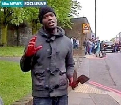 Islamic terrorist murderer