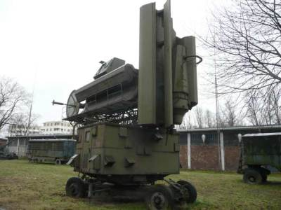 RSN-75 Radar for SA-2 SAM