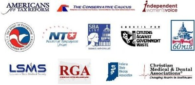 Endorsements for the American Healthcare Reform Act