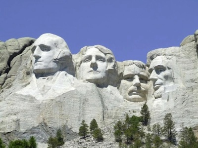 Was Mount Rushmore designed?