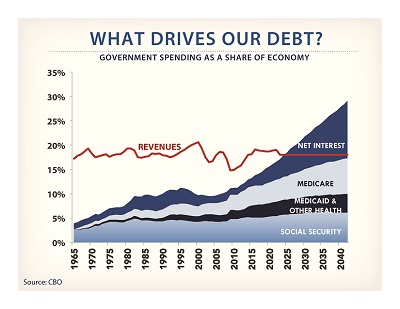 What Drives Our Debt