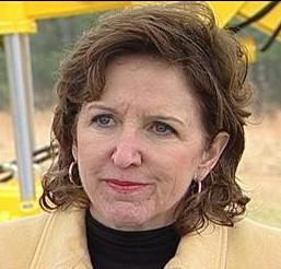 Democrat Senator Kay Hagan