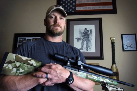 Chris Kyle, Navy SEAL
