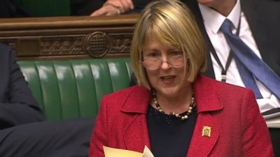 Conservative MP Fiona Bruce