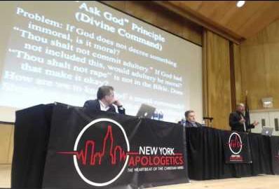 Michael Shermer debates Frank Turek: atheism and morality