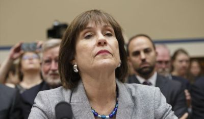 IRS Chief Fascist Lois Lerner