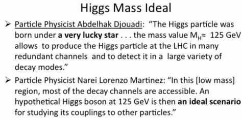 Higgs boson mass is finely-tuned for discoverability
