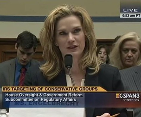 Catherine Engelbrecht of True the Vote testifies about being persecuted by the fascist IRS