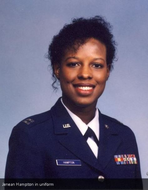 Kentucky Lt. Governor Jenean Hampton