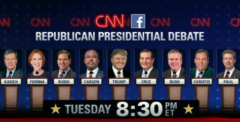 The last GOP primary debate of 2015