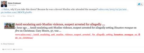 Salon took down their entire post to protect radical Islamists