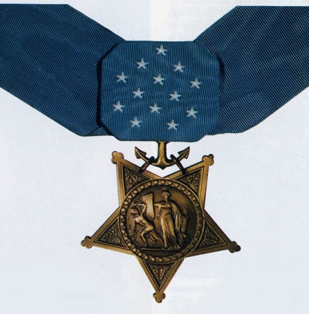 The Medal of Honor, Navy and Marines variant