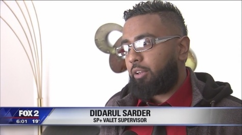 Didarul Sarder, legal gun owner, concealed carry permit holder