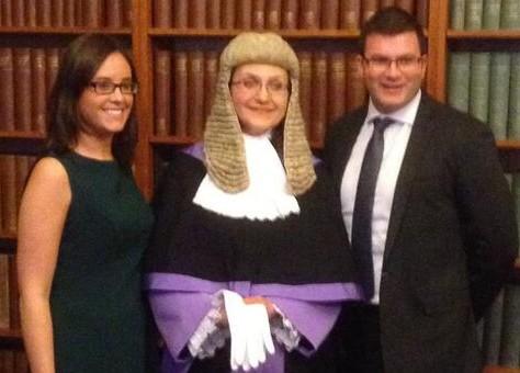 Judge Jennifer Jane Eady, Queens Counsel