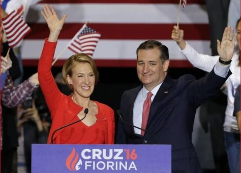 Your 2016 GOP ticket: Ted Cruz and Carly Fiorina