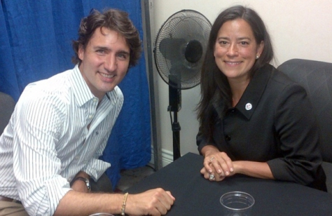 Jody Wilson-Raybould, Minister of Justice and Attorney General of Canada
