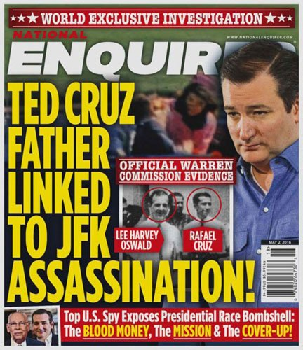 The National Enquirer again