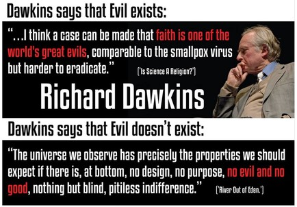 Richard Dawkins says faith is hard to eradicate, but some atheists have tried