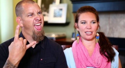 Brandon and Jen Hatmaker