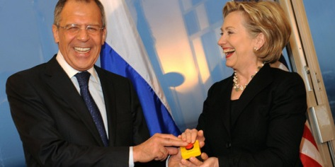 Can we all just get along? Hillary Clinton ended Republican-led opposition to Russian aggression